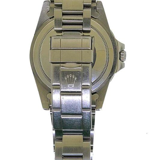 Steel Vintage Rolex GMT Master model 1675