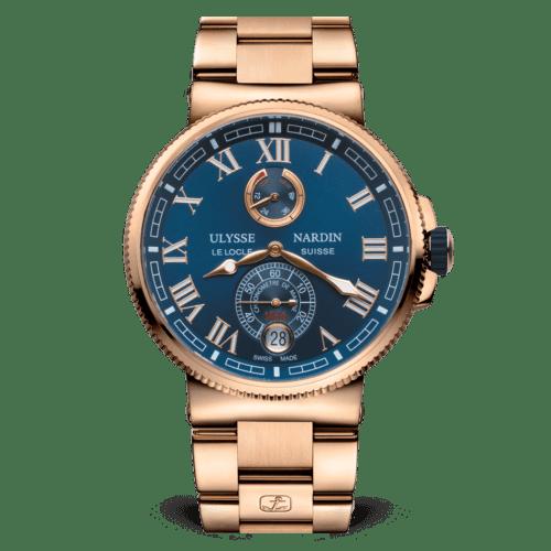 Ulysse Nardin Marine Chronometer 43mm – Reference Number: 1185-126/43